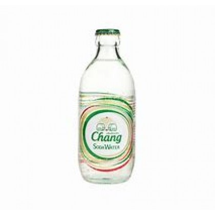CHANG SODA WATER 24 X 325ML